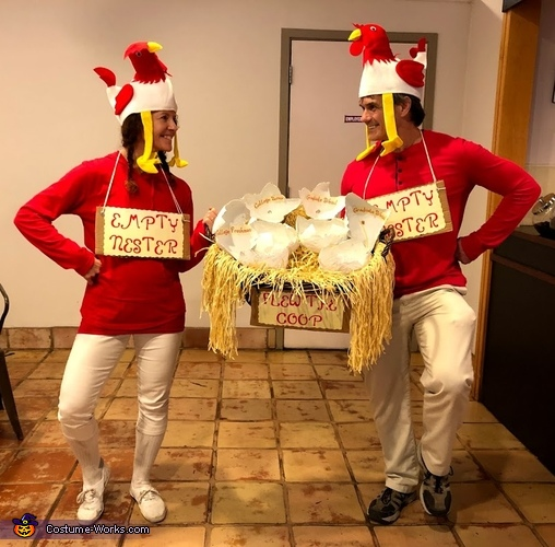 Empty Nester, Empty Nesters Costume