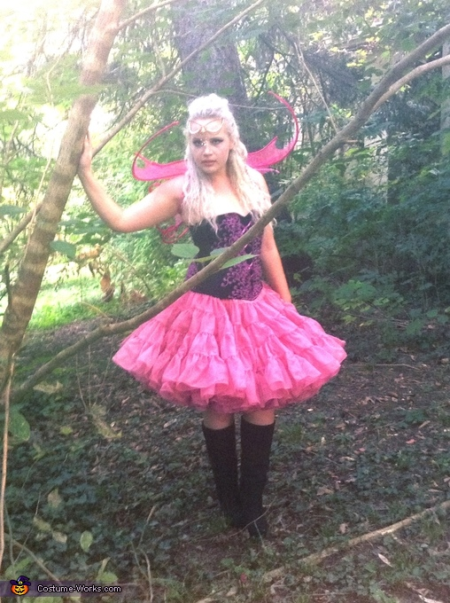 Enchanted Fairy Princess Costume