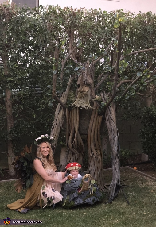 Enchanted Forest Costume