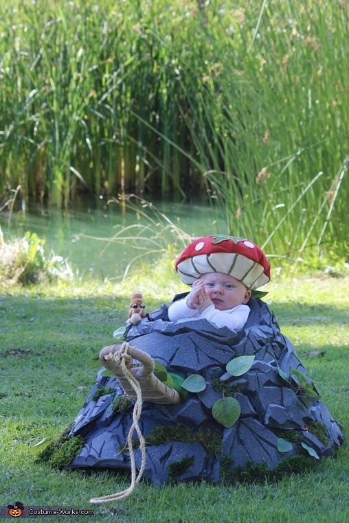 little mushroom, Enchanted Forest Costume