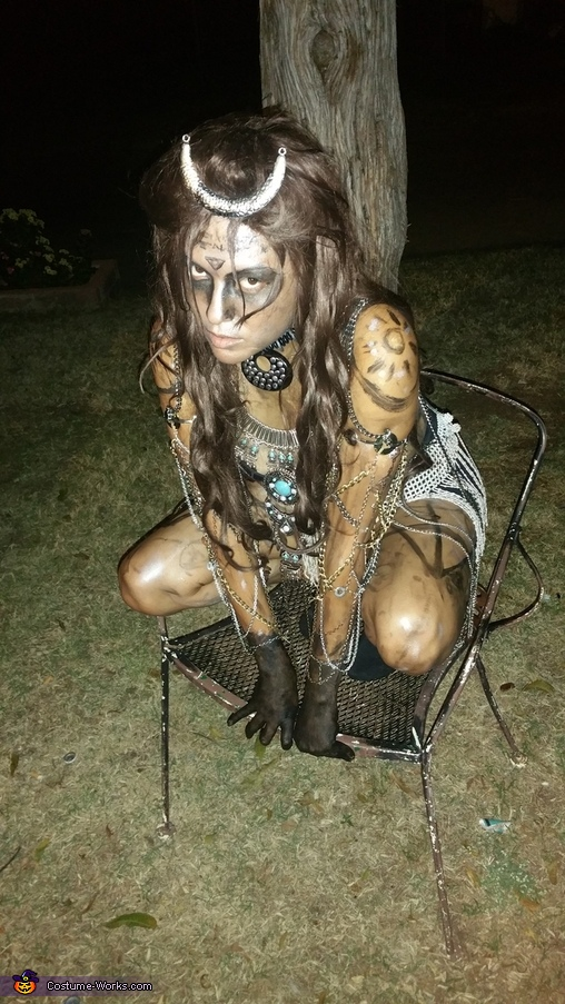 Enchantress from Suicide Squad Costume
