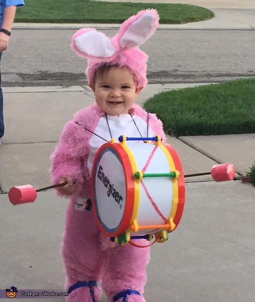 Energizer Baby!, Energizer Baby Costume
