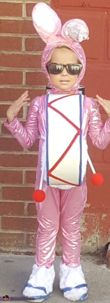 Energizer bunny, Energizer Bunny Costume
