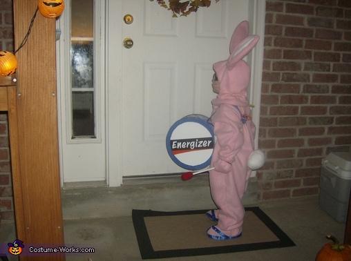 Energizer Bunny Costume