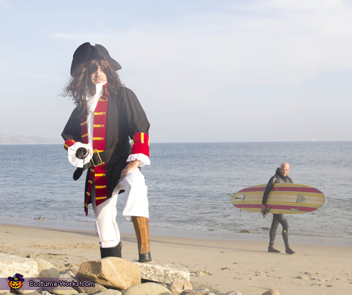 Epic Pirate Costume
