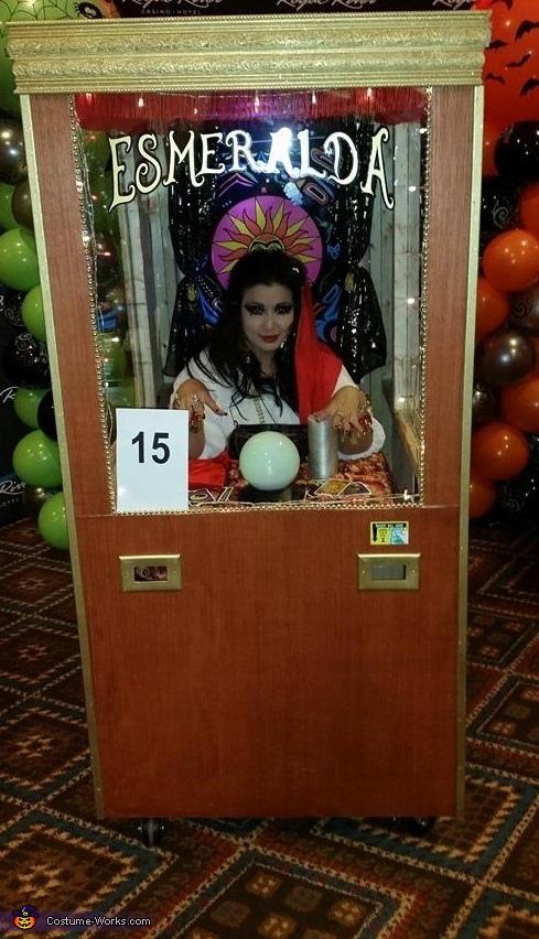 Esmeralda Fortune Teller Costume