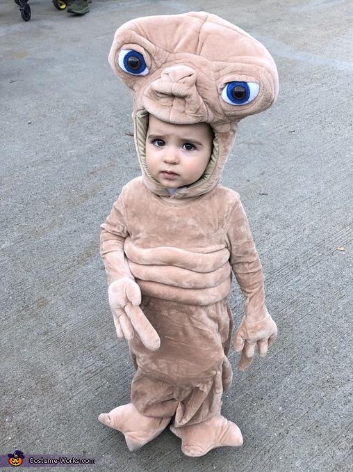Little E.T, E.T. Costume