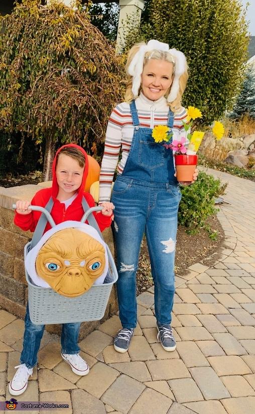 Et, Elliot and Gertie Costume