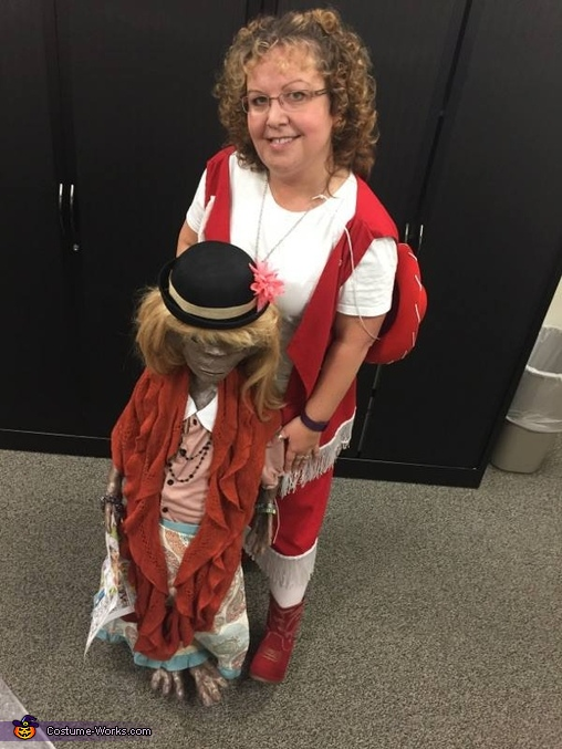ET and Gertie Costume