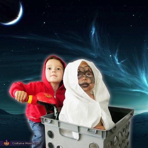 E.T. Classic Costume