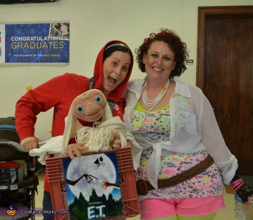 E.T. the Extra-Terrestrial Costume