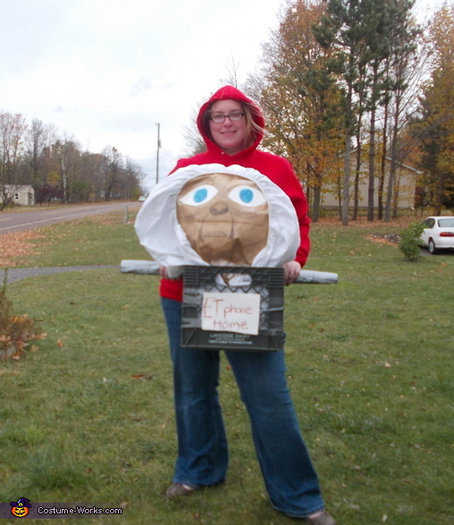 ET Phone Home Costume