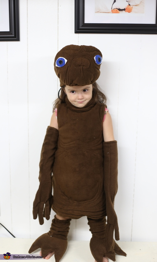 E.T Phone Home Costume