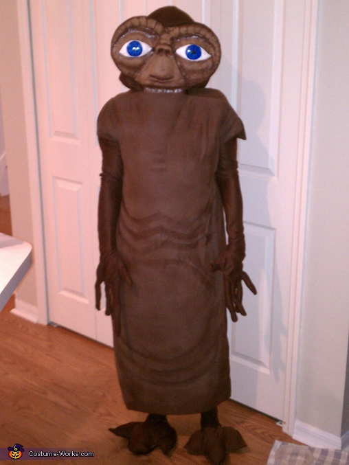 ET the Extraterrestrial - Homemade costumes for adults