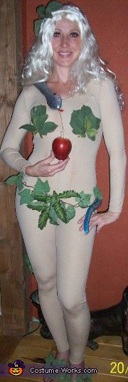 Eve - Homemade costumes for women