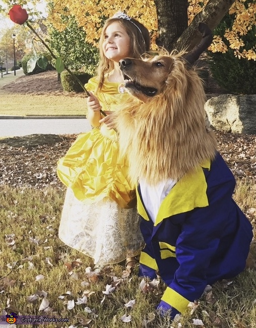 Every Beauty needs a Beast Costume