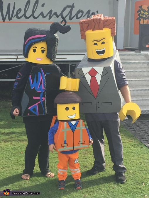 Everything is Awesome Costume