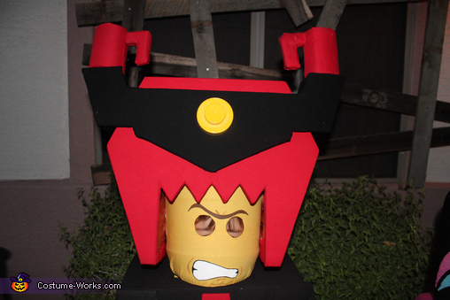 Everything is Awesome - Lego Movie Homemade Costume