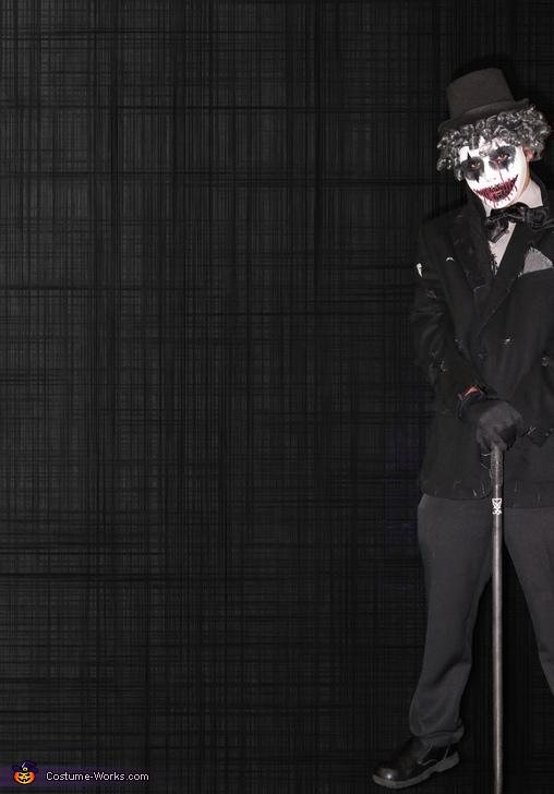 Evil Clowns Homemade Costume