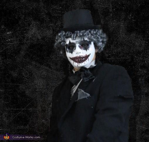 He Clown, Evil Clowns Costume