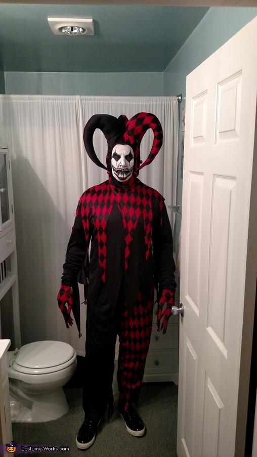 Evil Jesters Costume