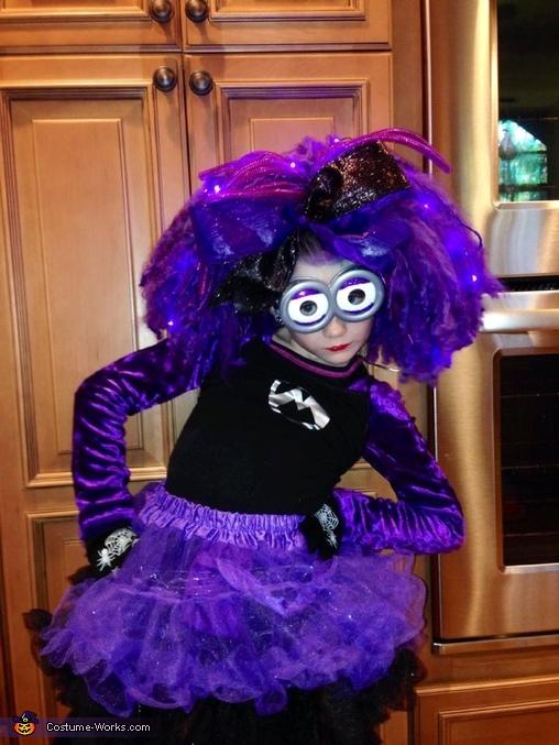 Baby Minion Halloween Costume