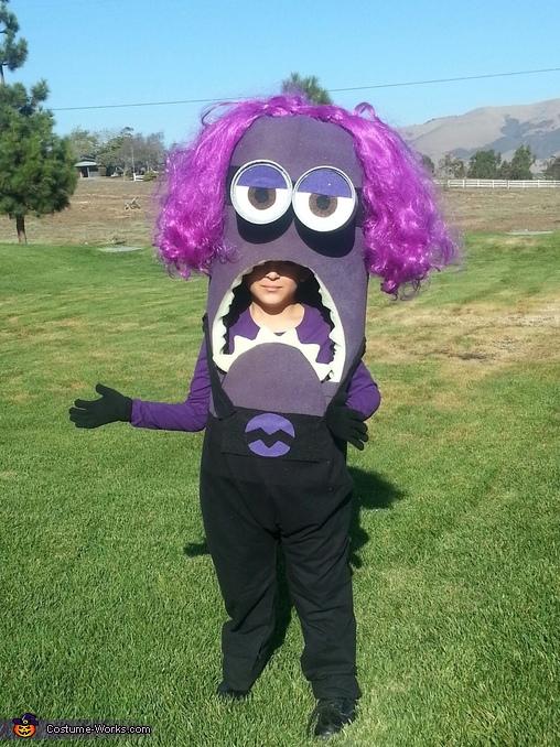 Evil Minion Kevin Costume