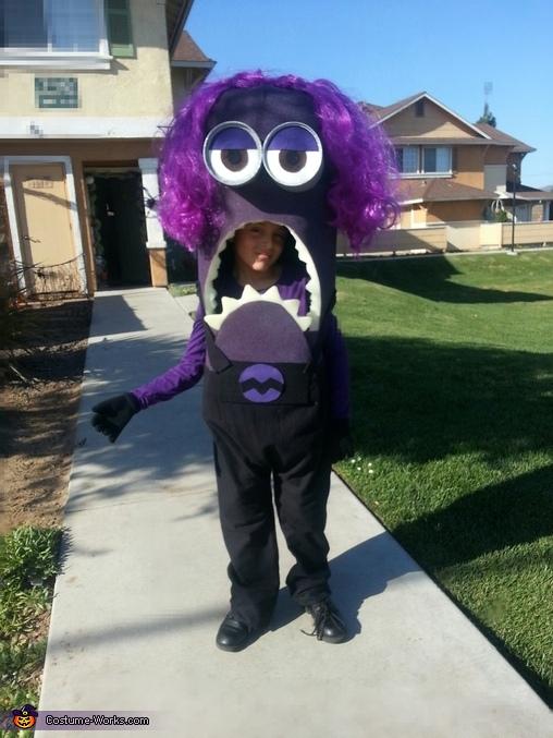 Evil Minion Kevin (2), Evil Minion Kevin Costume