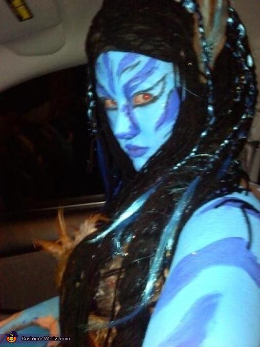 Evil New Avatar Costume