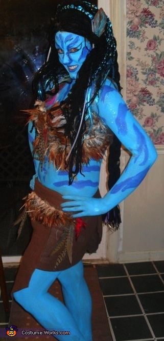 Evil New Avatar Character Costume