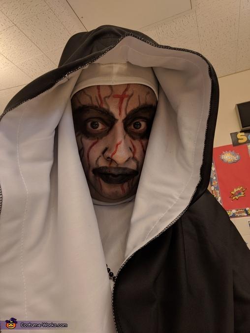 Evil Nun Homemade Costume