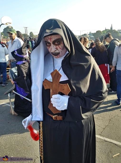 Evil Nun Costume