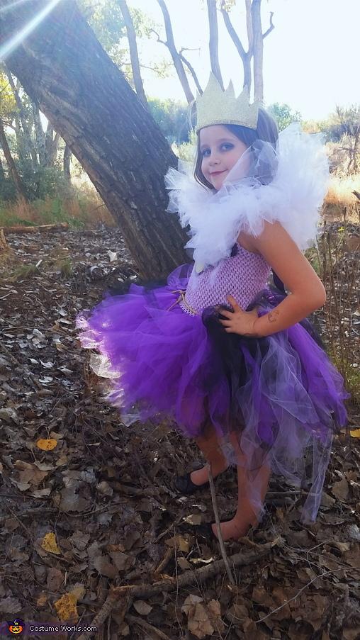 Evil Queen Homemade Costume