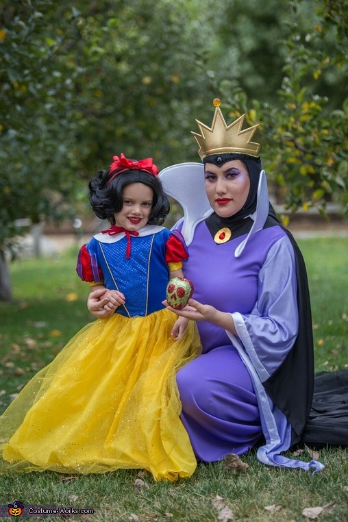 Evil Queen and Snow White Costume