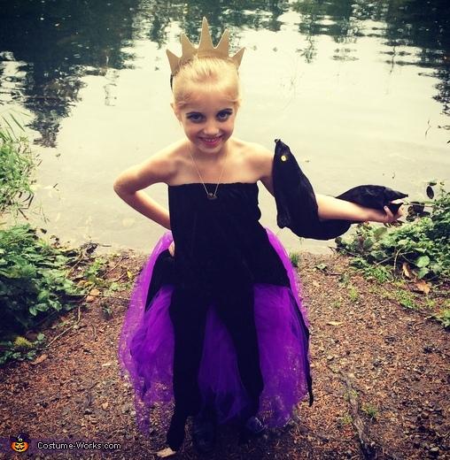 Ursula, Evil Queens Costume