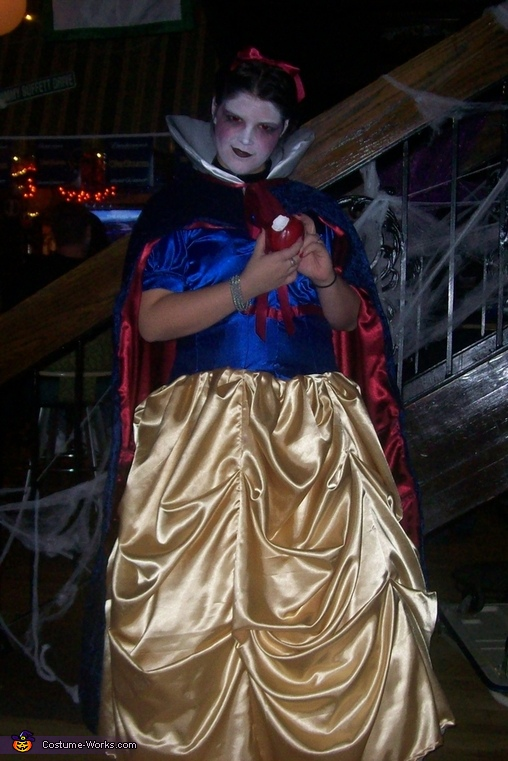 Evil Snow White Costume
