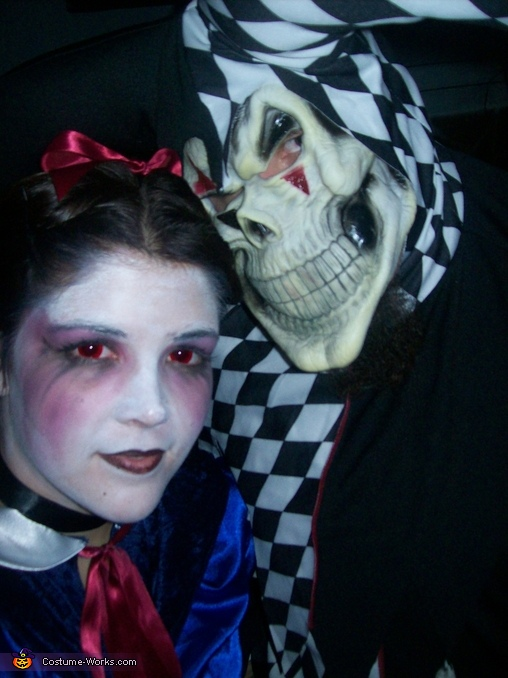 My prince charming the evil jester, Evil Snow White Costume