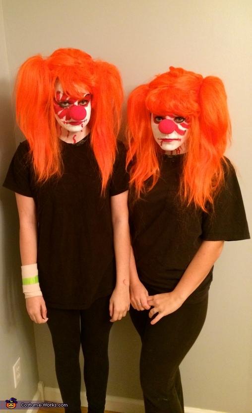 Evil Twins Costume