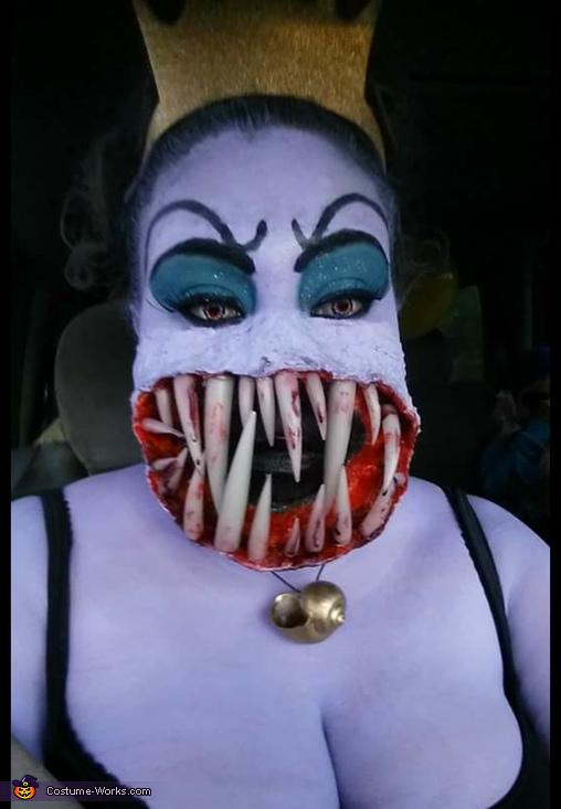 Evil Twist Ursula, Evil Twisted Ursula Costume