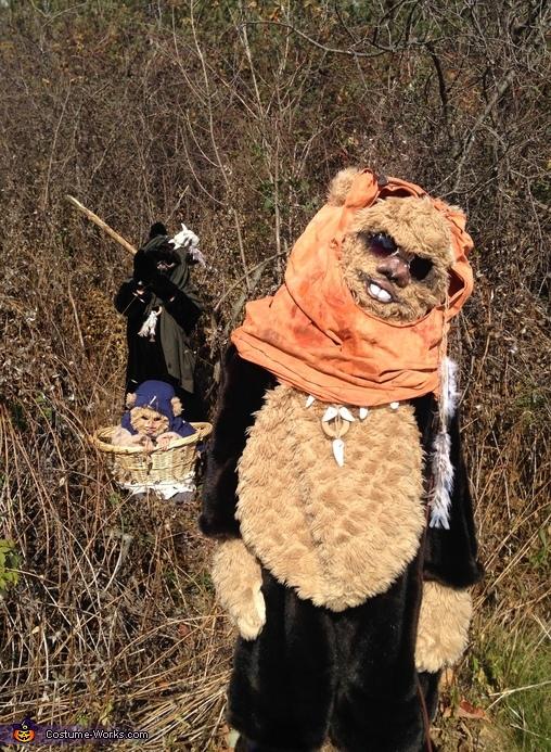 Ewoks Costume