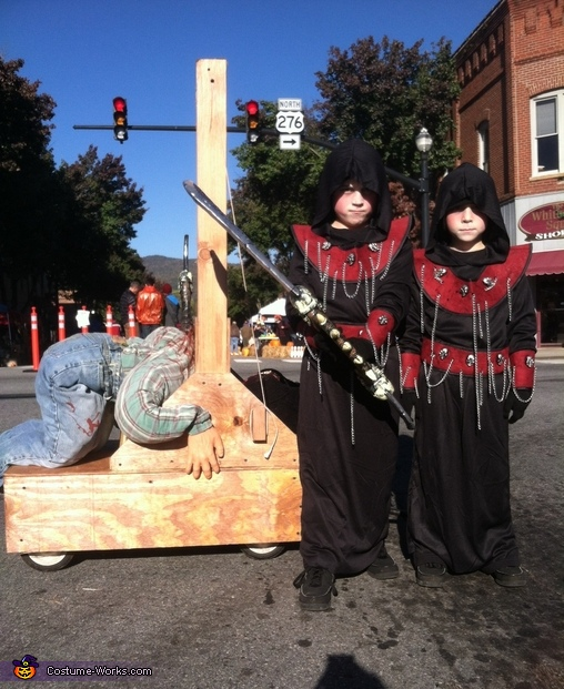 Executioners Costume
