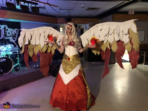 Exiled Morgana Homemade Costume