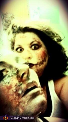 Captured, Exorcist Costume