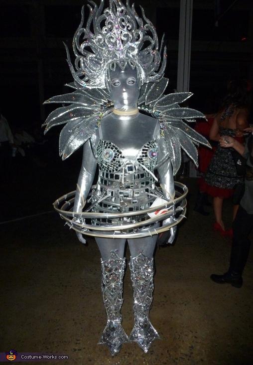 Extraterrestrial Costume