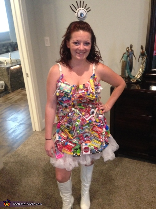Eye Candy 1, Eye Candy Costume