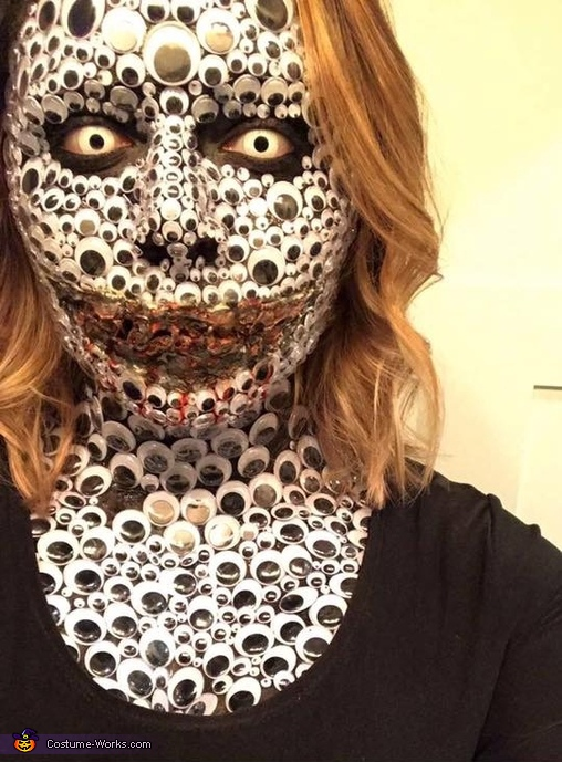 Eyes are the Windows to the Soul Costume