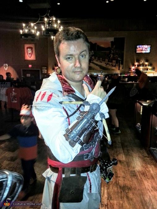 Ezio Auditore Costume