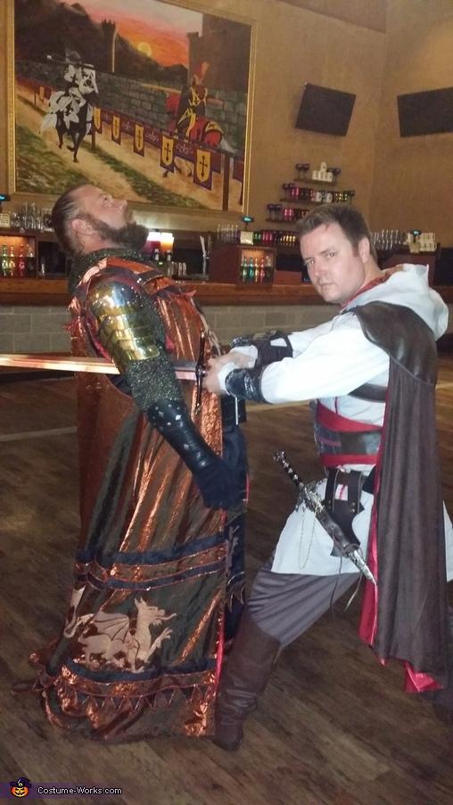 Medieval host, Ezio Auditore Costume
