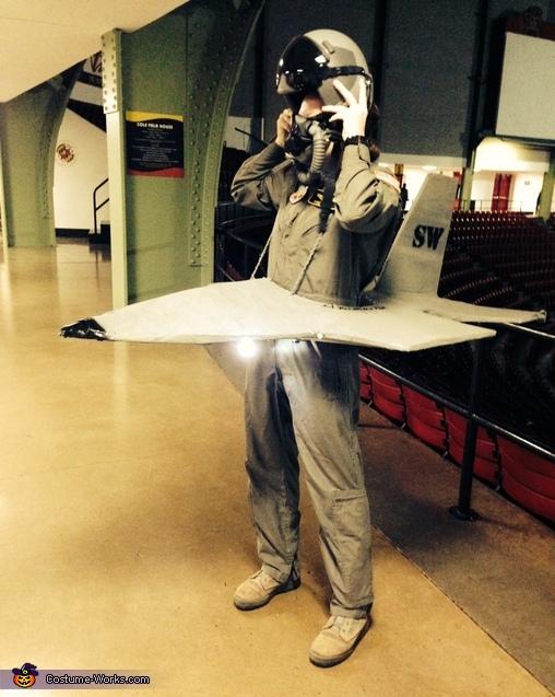 F-16 Pilot Costume