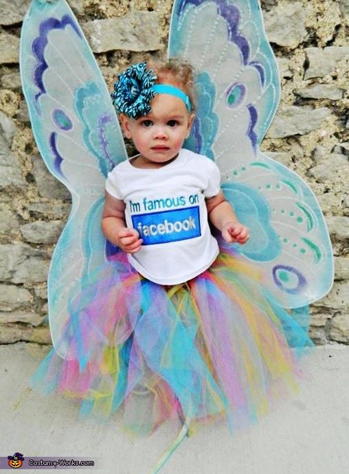 Facebook Princess Costume